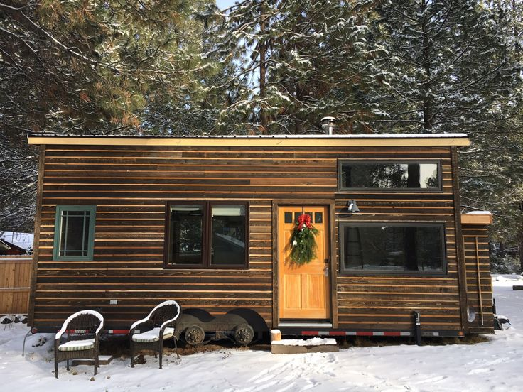 The best time of the year! For those that have not yet heard, we bought our own little slice of the forest this fall and have settled in quite comfortably. We have been making a fewfinal touches t…