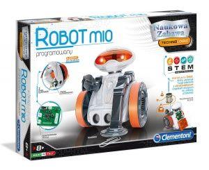 CLEMENTONI PROGRAMOWANY ROBOT MIO 2.0 WYKONUJE POLECENIA 60477