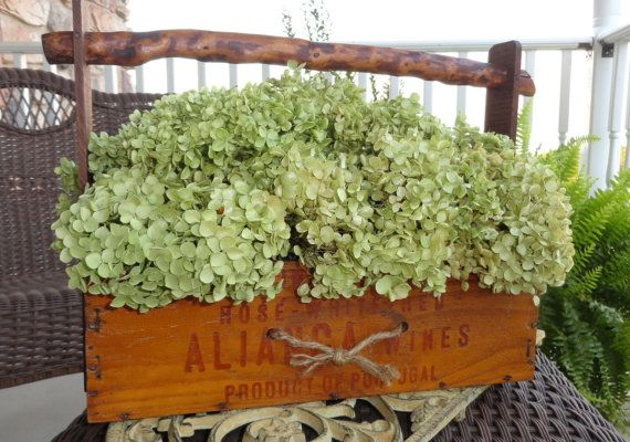 Hydrangea Hill Cottage French Country Decorating: 50 Best Dried Hydrangea Arrangements Images On Pinterest