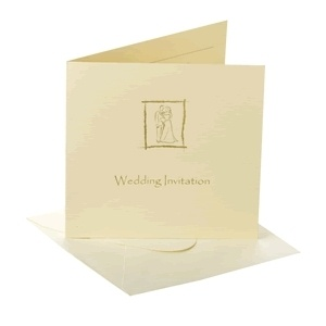 Wedding Couple - Day Invitations by£5.99 - The Wedding Gift Company