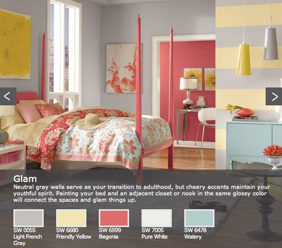 Teen Girl Rooms: A Collection Of Ideas To Try About Home