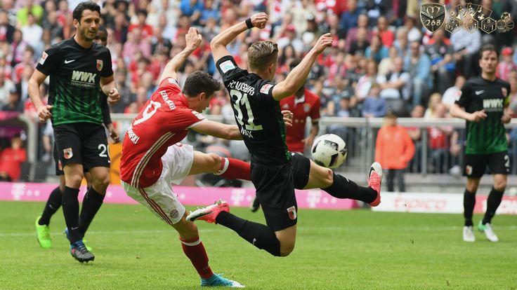 Laporan Pertandingan dan Highlights : Bayern Munich 6-0 Augsburg ===>>https://goo.gl/iw7hMP #MajalahOnline #BeritaNasional #BeritaOlahraga #PrediksiBola #Highlights #Augsburg #BayernMunich #Germany #Budesliga #LigaJerman