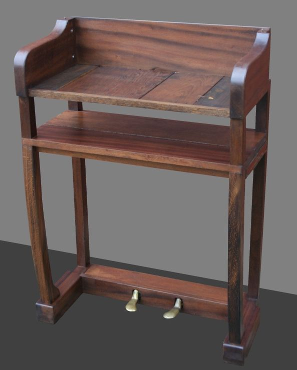 Another Piano Table Made From Old Piano.