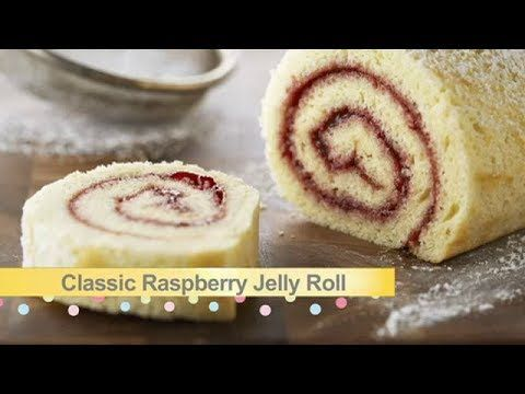 ▶ Bake with Anna Olson - Jelly Roll Cake - YouTube http://www.youtube.com/watch?v=gwFPtGF3bx4