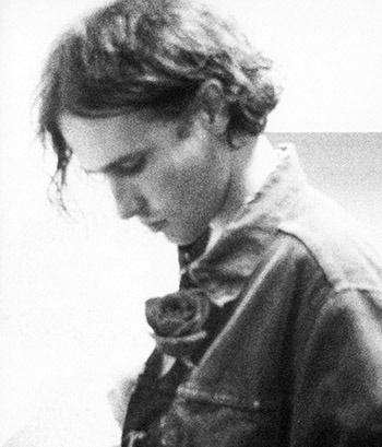 Jeff Buckley by Merri Cyr.