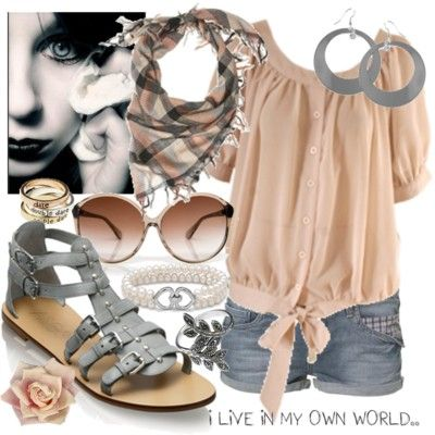 -cute summer outfit