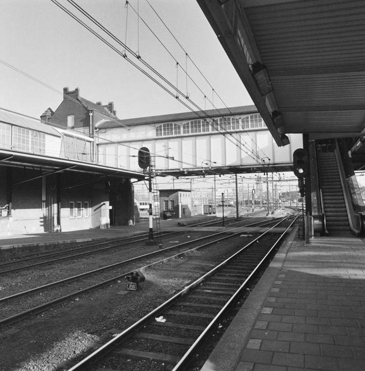 Station Amersfoort (jaartal: 1980 tot 1990) - Foto's SERC