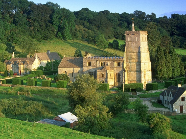 The Cotswolds ... English countryside, UK