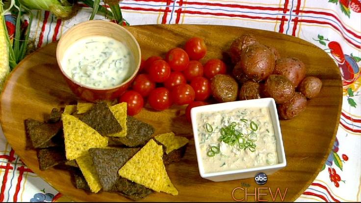Clinton Kellys Mexican Corn Dip