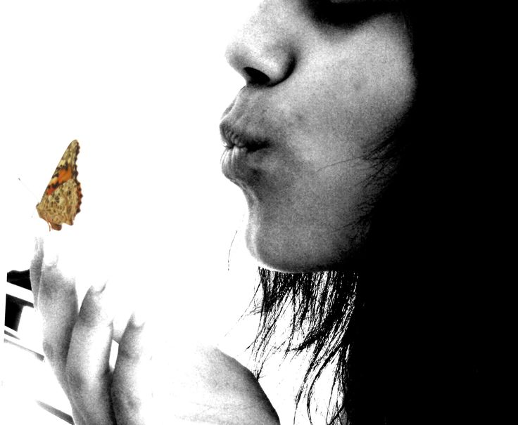 Me & my butterfly