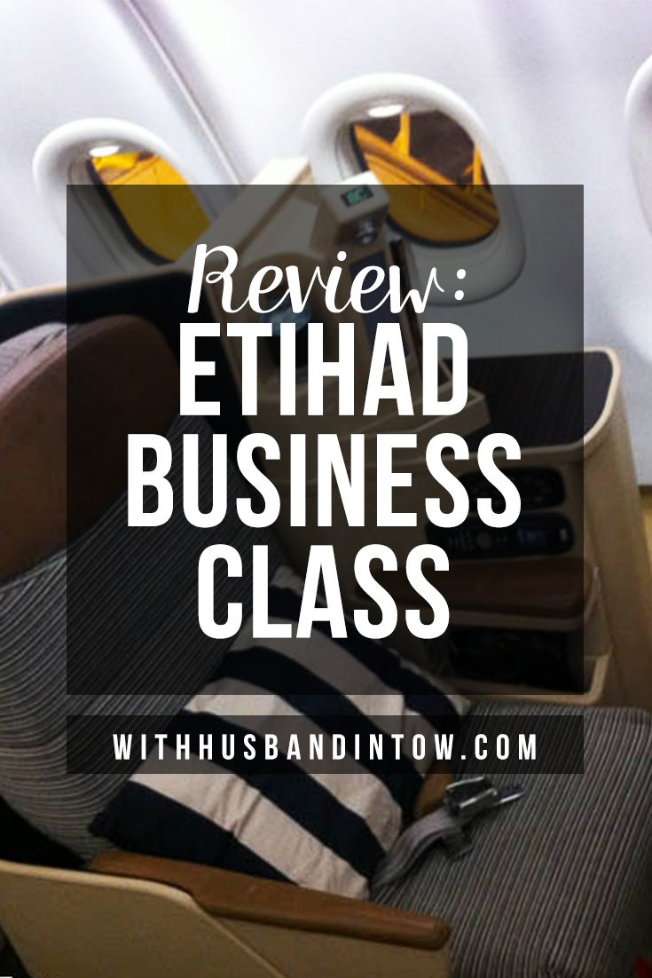 Etihad Business Class Review – Dublin to Abu Dhabi – 777-300ER   With Husband in Tow   http://www.withhusbandintow.com/etihad-business-class-777-300er/ #travel #luxury