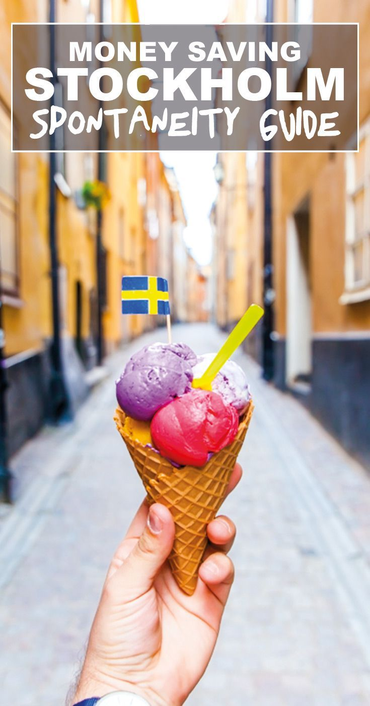 Your Weekend Guide to Stockholm Without Breaking the Bank
