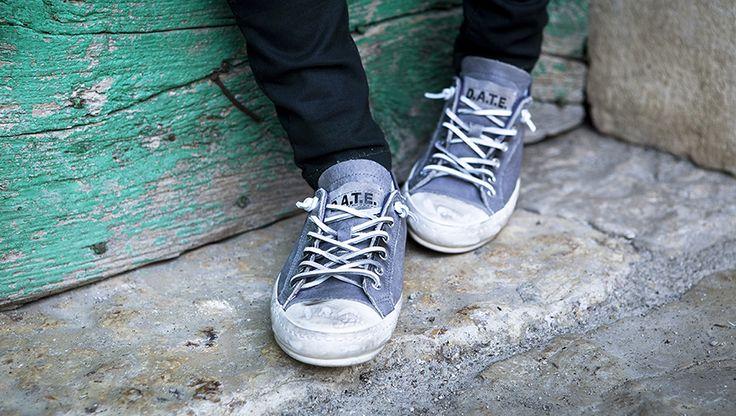 D.A.T.E. SANTOS LOW www.date-sneakers.com