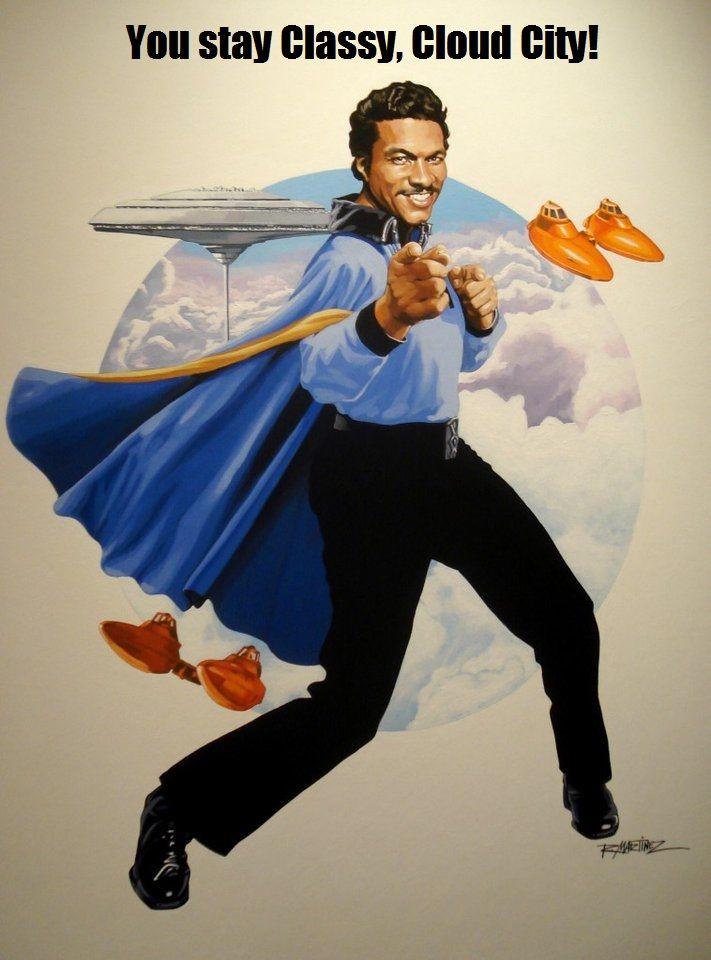 Lando - Stay Classy!