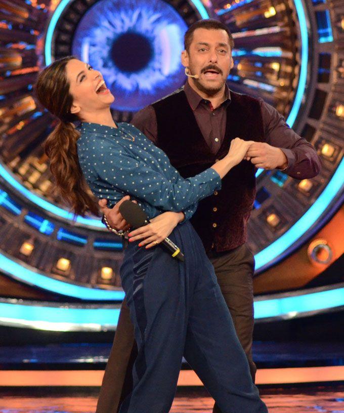 Bigg Boss 10: Deepika Padukone first guest of Salman Khan