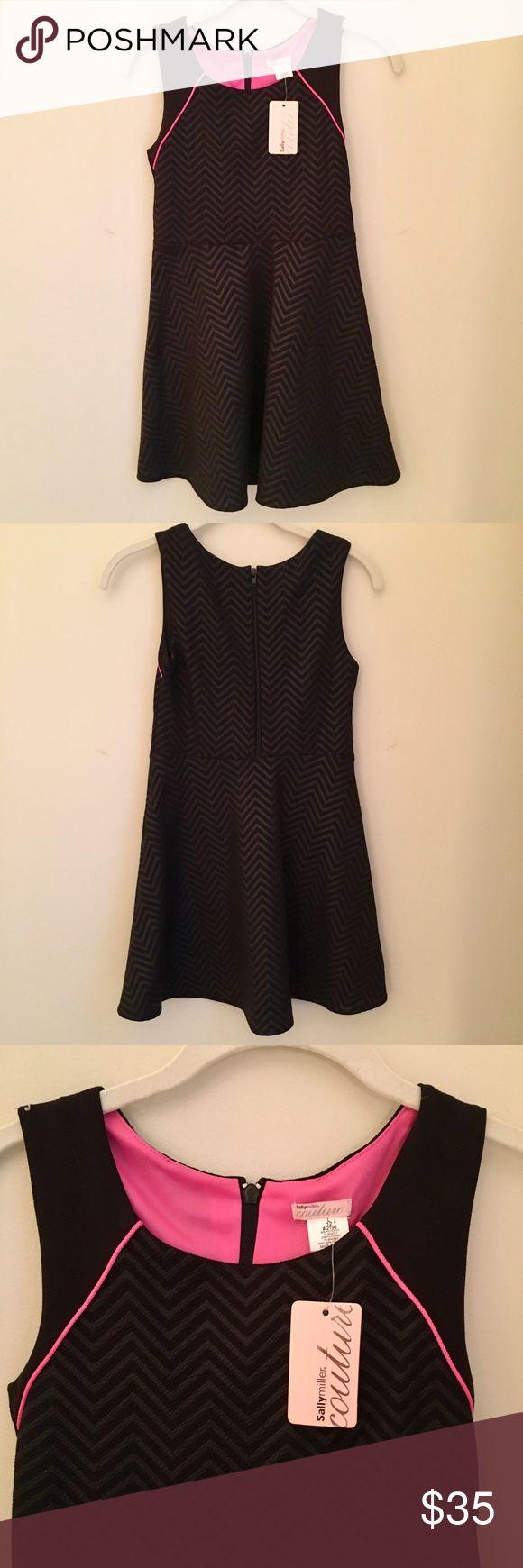 Sally Miller Couture Black Dress Sally Miller Couture Dress for Girls Sally Miller Dresses Formal