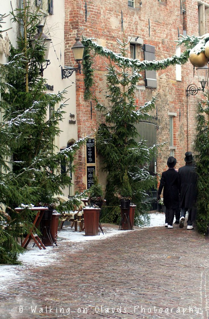 The Dickens festival is an annual event taking place in Deventer - The Netherlands.