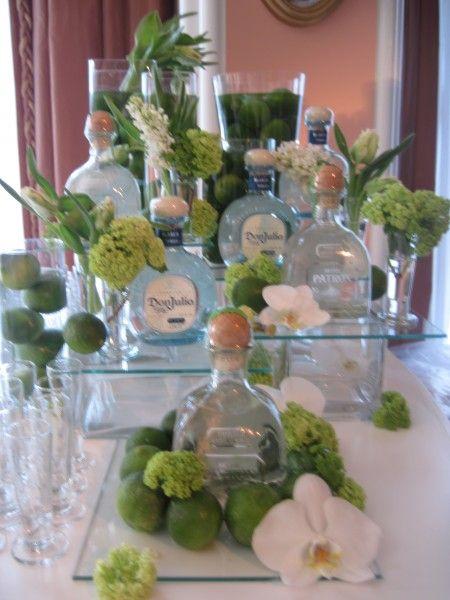 tequila bar via Mindy Weiss