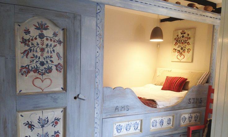 Lucy Tiffney, finalist on BBC2's Great Interior Design Challenge