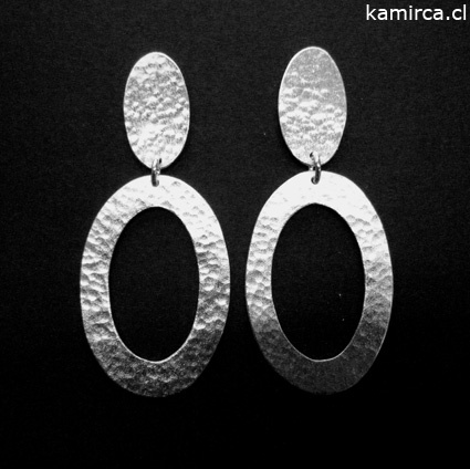 Aros plata 950