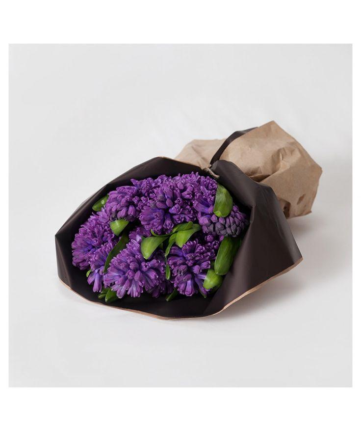 Seasonal Wrap - Subscription Wraps - Hyacinths