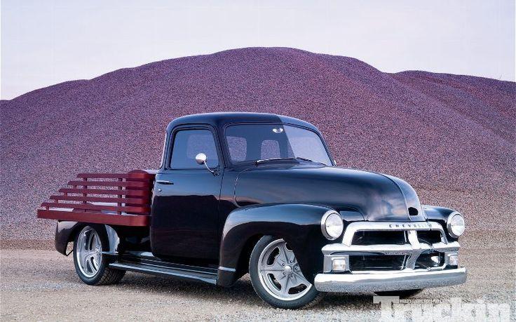 1948 Chevy Pickup Truck  I like it!