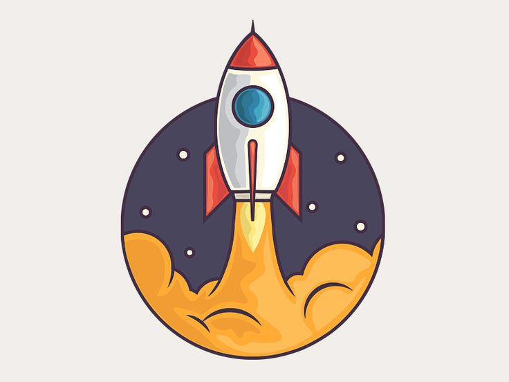 Rocket by Graphicsoulz