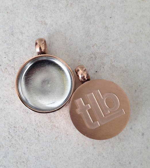 Rose Gold Pendant - for something different, I think I want this :D