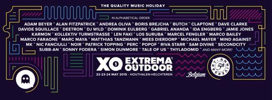 Wedstrijden : Extrema Outdoor Belgium 2015 (DAY1). Neem deel aan een wedstrijd en win je pass voor discotheken.