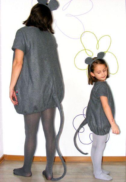 CiHoSha-Kostium (przebranie) myszki dla dziecka - CiHoSha - Ubrania wizytowe dla dzieci