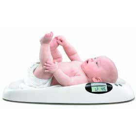 What is an infant weight chart and how do they work? Find out the avarage monthly weight gain for baby boys and baby girls.