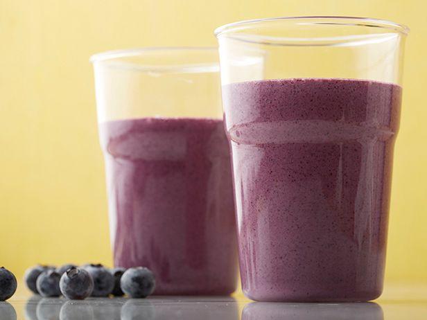 Blueberry Blast Smoothie #myplate #dairy #fruitAlmond Milk, Food Network, Frozen Blueberries, Blueberries Smoothie, Blueberries Blast, Smoothie Recipes, Blast Smoothie, Healthy Food, Healthy Smoothie Recipe