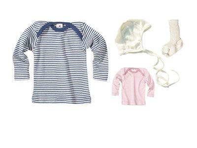 Elegant Schaapskleren wol zijde basics moeder en baby kraamkado of starterset