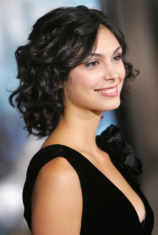 Morena Baccarin, my new and strange crush. #Homeland on my mind (finishing 1st season now).
