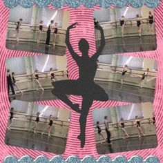 dance scrapbook page layouts - Google Search
