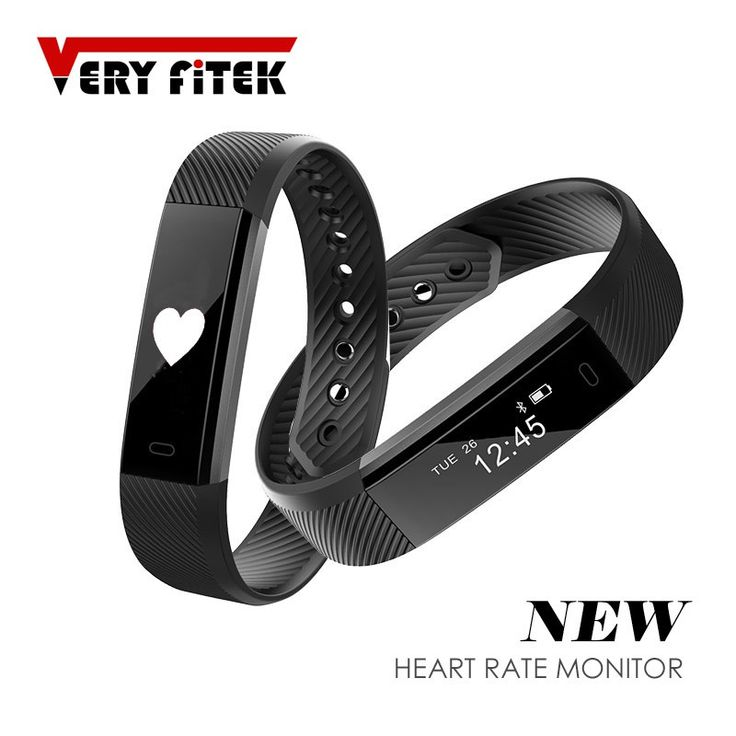Big discount US $19.79  Smart Band ID115 HR Bluetooth Wristband Heart Rate Monitor Fitness Tracker Cardiaco Bracelet For Phone pk FitBits mi 2 Fit Bit  #Smart #Band #Bluetooth #Wristband #Heart #Rate #Monitor #Fitness #Tracker #Cardiaco #Bracelet #Phone #FitBits
