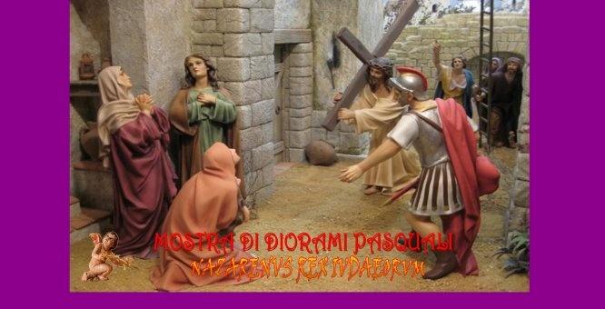 Mostra di Diorami Pasquali Nazarenvs Rex Ivdaeorvm - Canosa di Puglia (BT). Per saperne di più su questo evento, visitate il nostro portale: http://www.pugliaevents.it/it/gli-eventi/mostra-di-diorami-pasquali-nazarenvs-rex-ivdaeorvm#
