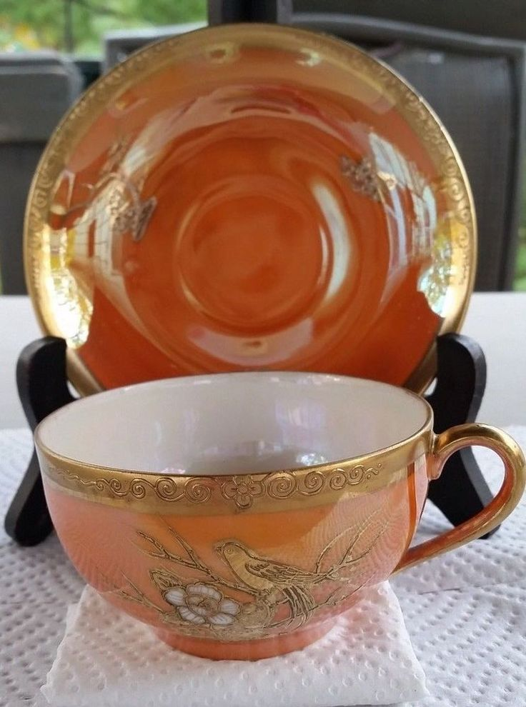 96 Best Lusterware Images On Pinterest Antique Dishes Antique Plates And Noritake