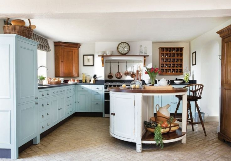 45 Best Round Kitchen Island Images On Pinterest