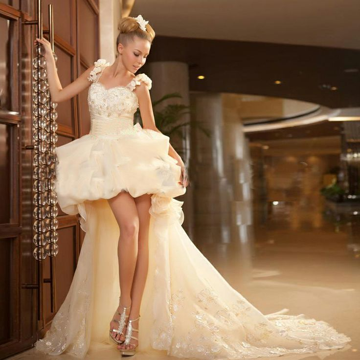 New European and American style wedding dresses ! http://www.alsotao.com/product/18380135262/taobao?sell=21