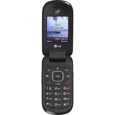 TotalWireless LG 238C 3G Prepaid Phone
