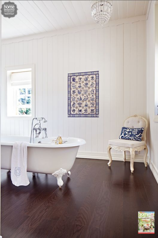 Catriona Rowntree's guest bathroom