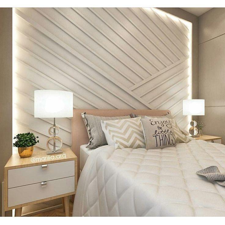 Bedroom Interior Design, Bedroom Interiors, Bedroom Designs, Bedroom  Furniture, Bedroom Ideas, Furniture Makeover, Bedroom Modern, Contemporary  Bedroom, ...