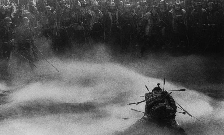 Kurosawa's Throne of Blood (1957)