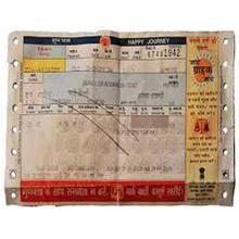 आने वाले दिनों में सभी रेल टिकटों पर हेल्पलाइन नंबर अंकित होंगे, रेल मंत्रलय के आदेश