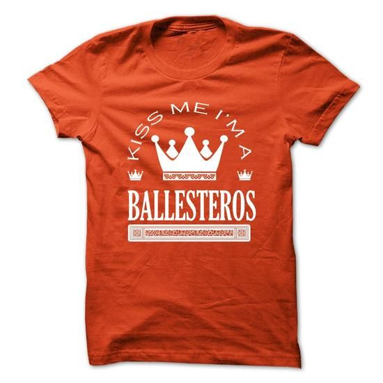 TO2803_1  Kiss Me I Am BALLESTEROS Queen Day 2015 #name #tshirts #BALLESTEROS #gift #ideas #Popular #Everything #Videos #Shop #Animals #pets #Architecture #Art #Cars #motorcycles #Celebrities #DIY #crafts #Design #Education #Entertainment #Food #drink #Gardening #Geek #Hair #beauty #Health #fitness #History #Holidays #events #Home decor #Humor #Illustrations #posters #Kids #parenting #Men #Outdoors #Photography #Products #Quotes #Science #nature #Sports #Tattoos #Technology #Travel #Weddings…
