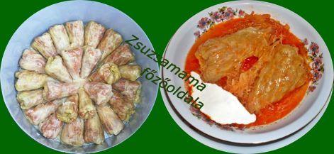 Zsuzsamama főzőoldala