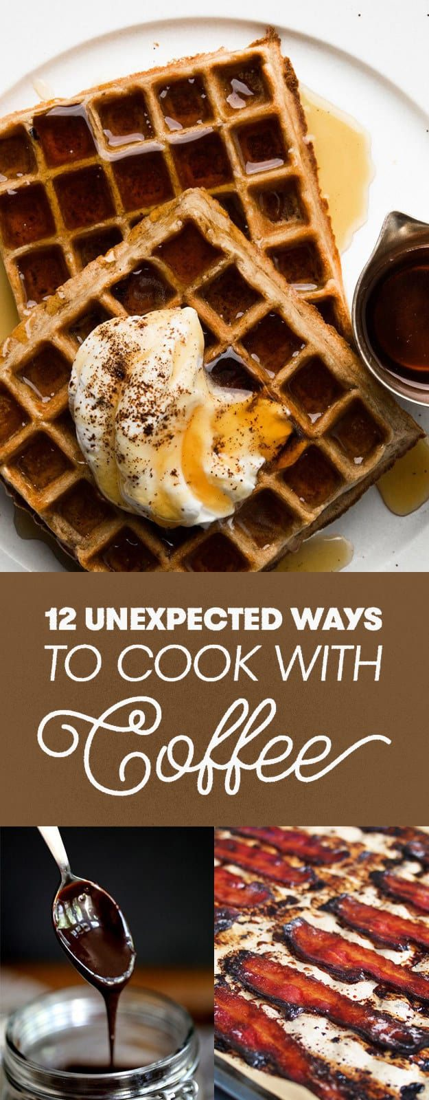12 Ways To Cook With Coffee That You Probably Haven't Tried Yet