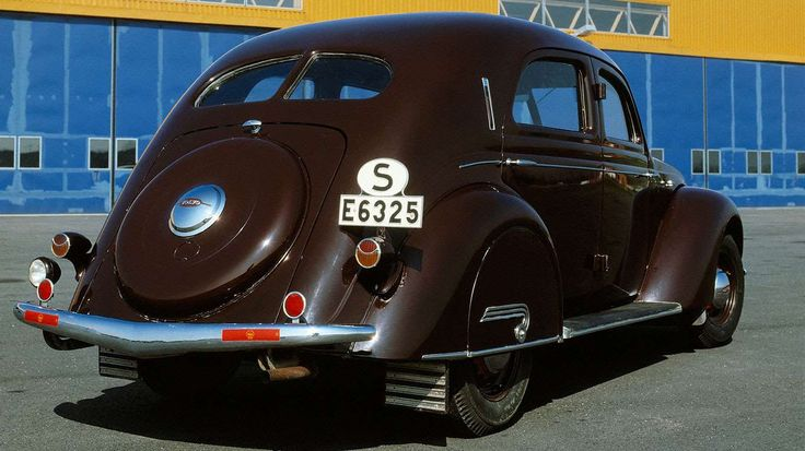 The PV36 was nicknamed the 'Carioca', probably after the South American dance that was all the rage ... - Volvo