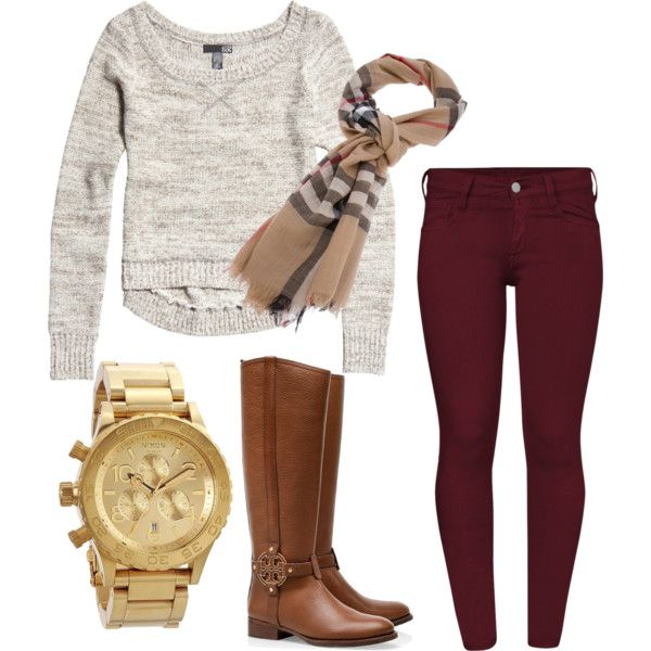 """""""fall outfit :)"""" by the-southern-prep on Polyvore"""